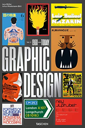 The History of Graphic Design. Vol. 2, 1960-Today --multilingual