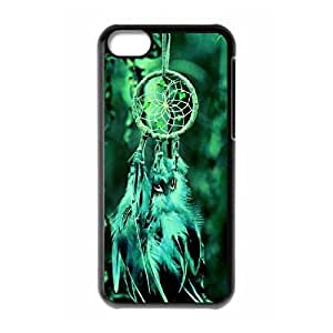 C-EUR Print Dream Catcher Pattern Hard Case for iPhone 5C