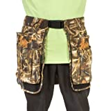 Hunting Tools Adjustable Belt Pack, Camouflage Apron, Size 38 - 44