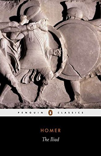 The Iliad- Penguin Black Classic