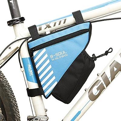 Bolsa para bicicletas Bolsa de sillín de bicicleta a prueba de ...