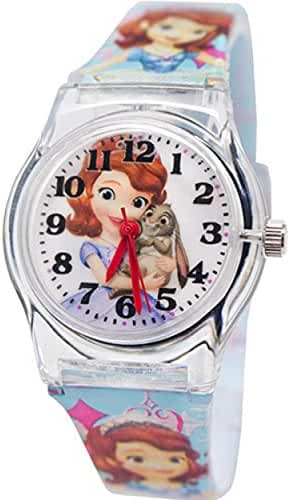 Disney Princess Sofia Watch For Kids .Small Analog Display 8
