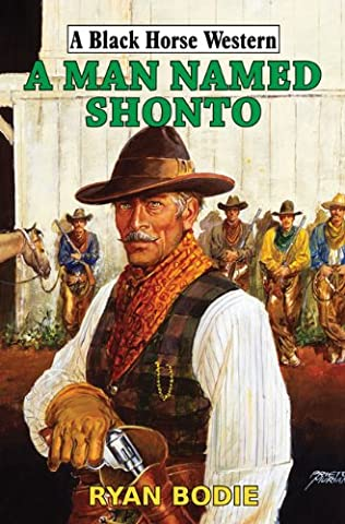 book cover of A Man Named Shonto