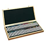 Sennelier Artist oil pastel set of 50 in luxury wood box - Best Price on Web!