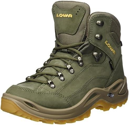 Lowa Womens Renegade Gore-Tex Mid Nubuck Boots