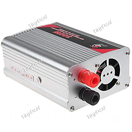 Tiny Deal RCG-67772 DC 12 V to AC 220 V 300 W Inverter: Amazon in