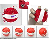The Red Ball Baseball Pitch Movement Trainer