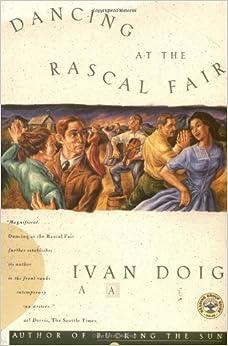Book Dancing at the Rascal Fair