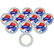 "Dixie Ultra Paper Plates, 8 1/2"", 300 Count, 10 Packs of 30 Plates, Lunch or Light Dinner Size Printed Disposable Plates"