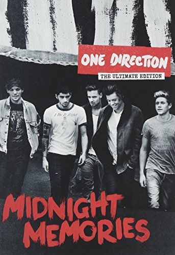 Price comparison product image Midnight Memories: Ultimate Edition by One Direction (2013-12-05)