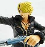 DOOR PAINTING COLLECTION FIGURE One Piece Series 3rd Sanji Three Musketeers Ver.