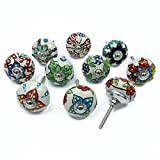 Unique Assorted Ceramic Drawer Pull Cabinet Knobs