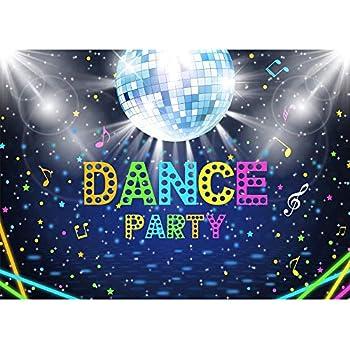 Amazon.com: FiVan - Pancarta para fiesta de discoteca, de ...