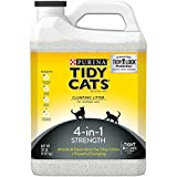 Purina Tidy Cats 4-in-1 Strength Clumping Cat Litter - (2) 20 lb. Jugs