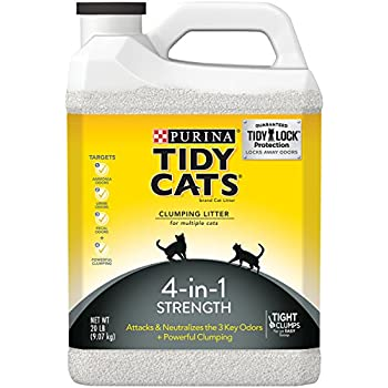 f7f06b5a1567be Amazon.com  Purina Tidy Cats Instant Action Clumping Cat Litter - 27 ...