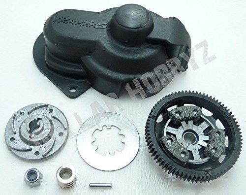 Traxxas Bandit VXL 76T, 48P SPUR GEAR, SLIPPER CLUTCH, DUST COVER & BEARING by Traxxas
