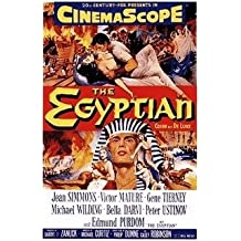 The Egyptian [Region 2] by Jean Simmons
