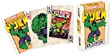 Marvel Comics The Incredible Hulk Playing Card Game