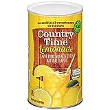 Lemonade Mixes