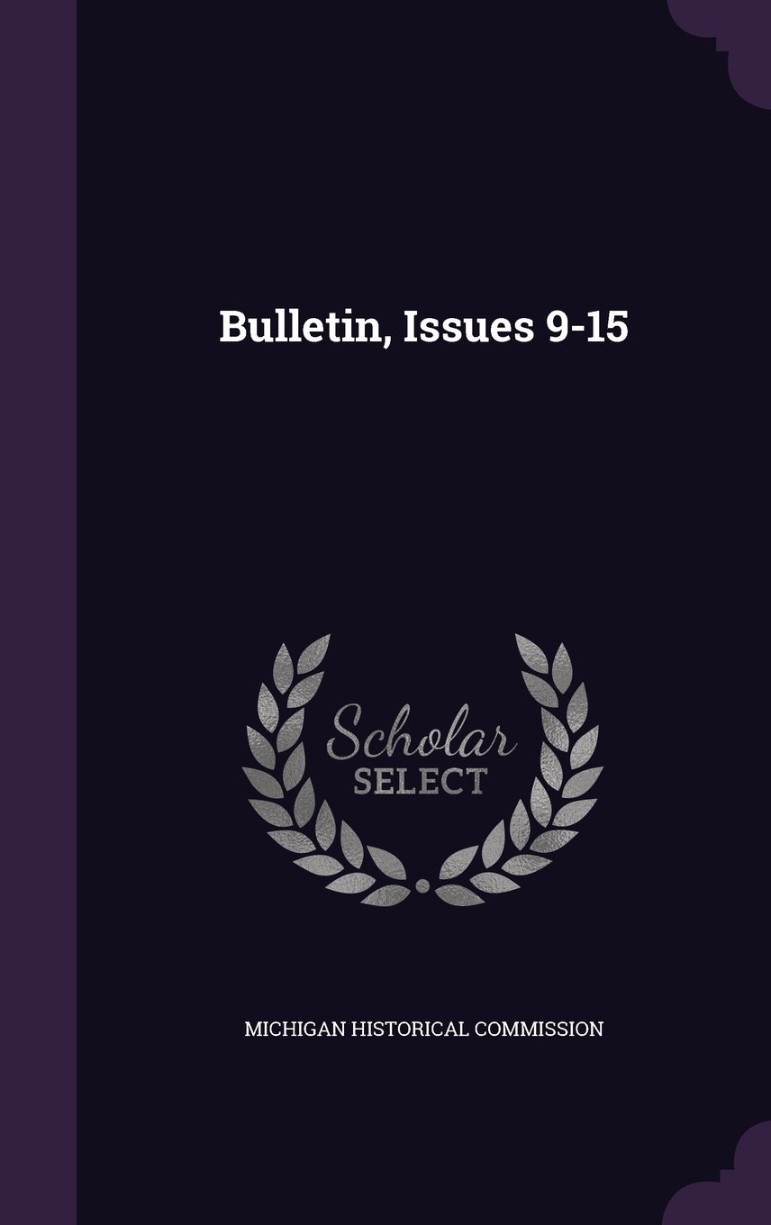 Bulletin, Issues 9-15 ebook