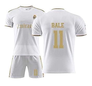 Conjunto de Ropa de fútbol España # 11 Real Madrid Gareth ...