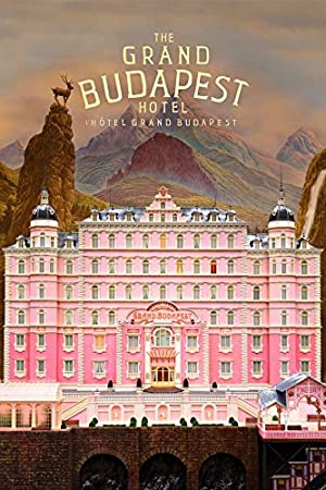 The Grand Budapest Hotel (24x36 inch, 60x90 cm) Silk Poster Seta Manifesto PJ13-B33C Wall Station