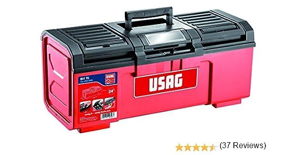 USAG U06410006 - Caja de herramientas de 24