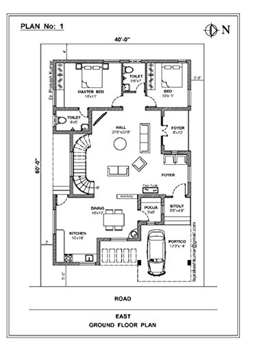 Amazon In Buy East Facing Home Plans Book Online At Low Prices In