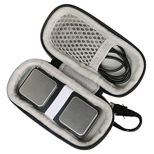 Khanka Hard Travel Case Replacement for AliveCor Kardia Mobile ECG/KardiaMobile 6L for Apple and Android Devices