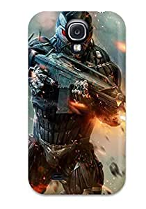 Defender Case With Nice Appearance (crysis) For Galaxy S4