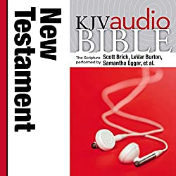 KJV Audio Bible, Pure Voice: New Testament