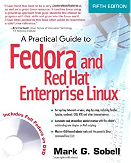 Amazon com: A Practical Guide to Fedora and Red Hat Enterprise Linux
