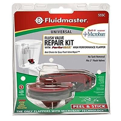 Fluidmaster 555CRP8 Flush Valve Repair Kit
