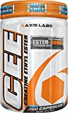 Axis Labs Creatine Ethyl Ester, Capsules, 396-Count