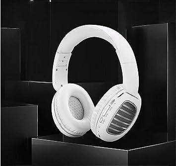 AHUAA Auriculares Inalámbricos Bluetooth con Micrófono Y ...