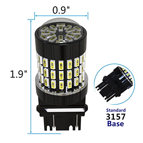 LUYED-2-X-900-Lumens-Super-Bright-3014-78-EX-Chipsets-3056-3156-3057-3157-LED-Bulbs-Used-For-Back-Up-Reverse-LightsBrake-LightsTail-LightsXenon-White