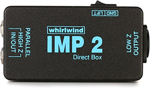 Whirlwind Direct Box