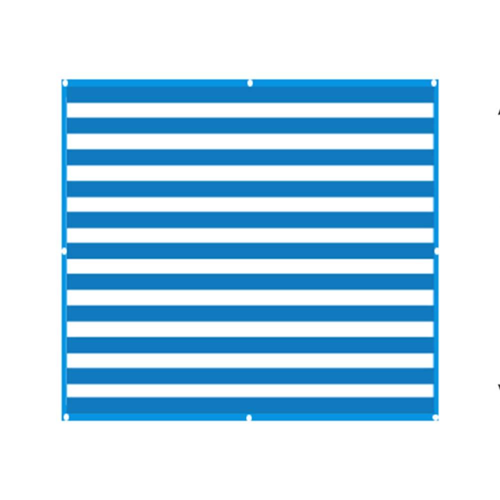 QIDI バイザー布 厚い 日焼け止め アウトドア 断熱 暗号化 シェーディングネット (サイズ さいず : 4 * 6m) 4*6m  B07H9PL217