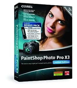 PaintShop Photo Pro X3 Limited Edition [OLD VERSION]