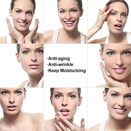 AMEIZII 10ml Hyaluronic Acid Serum Serum Moisturizer For Skin Color Brightening Essence Liquid by Anself (Image #6)