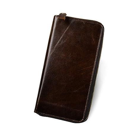 Billetera de hombre Monedero de los hombres Cartera de los ...