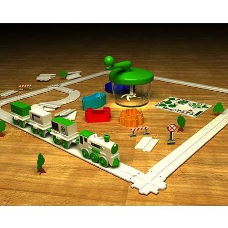 CKB Ltd Recycle Factory Fun - Set de Tren diseño ecológico y ...