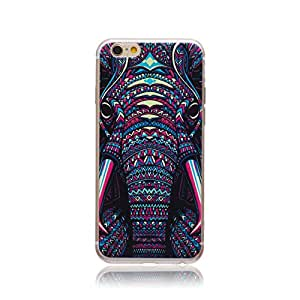 IPhone 6 plus Case Cover , Stingna [Scratch Resistant] Fashion TPU Rubber Gel Ultra Thin Skin Case Cover For Apple iPhone 6 Plus 5.5 inch (11)