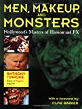 img - for Men, Makeup & Monsters: Hollywood's Masters of Illusion and FX book / textbook / text book