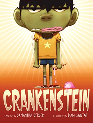 Crankenstein by [Berger, Samantha]