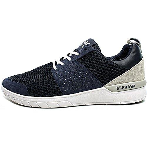 Supra Scissor, Sneaker Uomo Navy/Light Grey/White