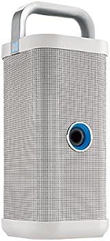 Brookstone Big Blue PartyTM Bluetooth Speaker