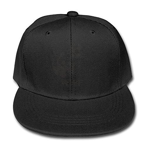 world-wildlife-fund-logo-cotton-baseball-cap-boys-girls-snapback-hip-hop-flat-hat-black