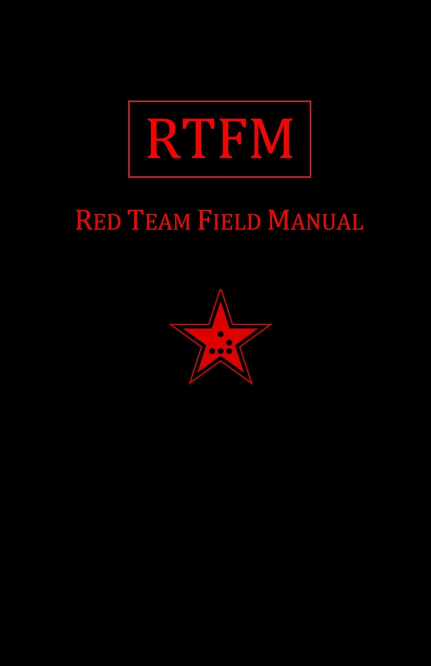 Image result for Rtfm: Red Team Field Manual