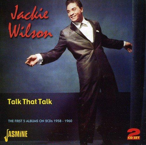CD : Jackie Wilson - Talk Talk Talk (2PC)